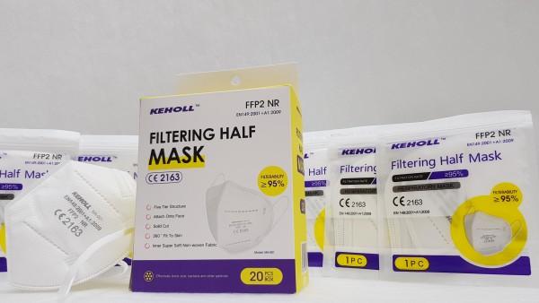 FFP2-Maske KEHOLL 100er-Set
